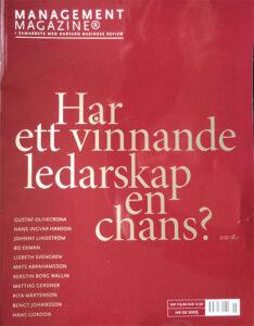 Management magazine 2003