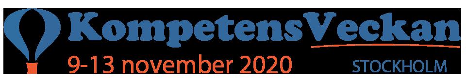 Kompetensveckan 2020 logga