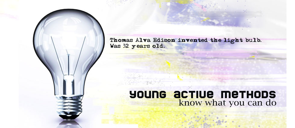 Young Active Methods